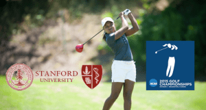 Stackhouse Leads Stanford to NCAA Title