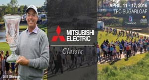 2016 Mitsubishi Electric Classic to Feature Prominent Peach State Golfers