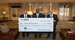 Golf Channel's East Lake Cup Collegiate Championship Announces $475,000 Donation to the East Lake Foundation