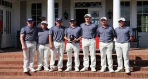 Augusta Third At Cleveland Golf/Palmetto Intercollegiate
