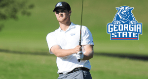 Georgia State's JJ Grey Named Sun Belt Golfer of the Month