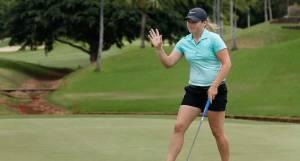 Georgia Native Katie Burnett Runner Up in LOTTE Championship