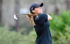 Katie Burnett ties for second in LPGA event in Hawaii; Almost becomes first Georgia winner in 20 years