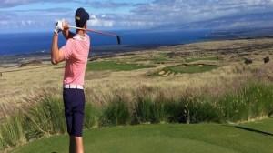 Georgia Tech Golf Ties for 7th in Hawai'i