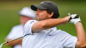 Sigg Earns Medalist Honors At Linger Longer