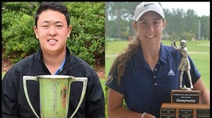 Brandon Cho Wins Georgia Junior Championship & Ivy Shepherd Wins Georgia Girls' Championship