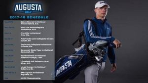 Augusta Announces 2017-18 Men's Golf Schedule