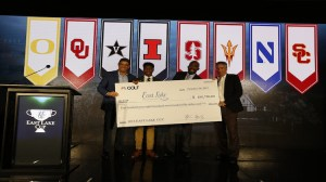 EAST LAKE CUP COLLEGIATE CHAMPIONSHIP ANNOUNCES $498,750 DONATION TO THE EAST LAKE FOUNDATION