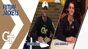 Georgia Tech Golf Signs Two 2018 Prospects