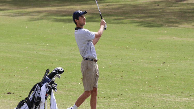 Connelly Leads GC Golf to Even Par Final Round at Matlock Collegiate