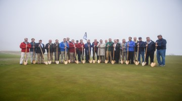 The Rees Jones and Bill Bergin Renovation of The Course at Mclemore Broke Ground April 23