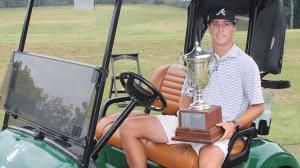 Amateur Eli Scott Closes With 68 To Win Yamaha Atlanta Open at PInetree