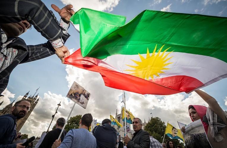 Русия протяга ръка към кюрдите