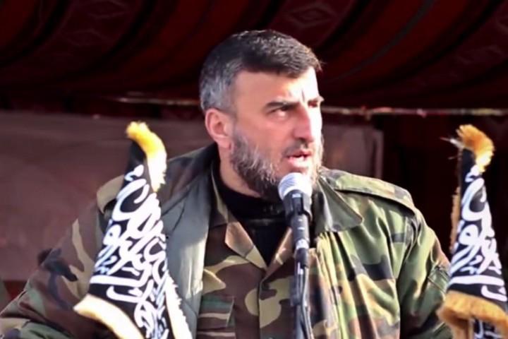 Убийството на Захран Алуш – нова руска тактика в Сирия