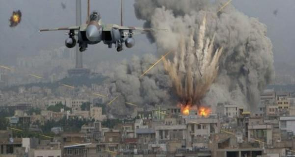 Siria Airstrike