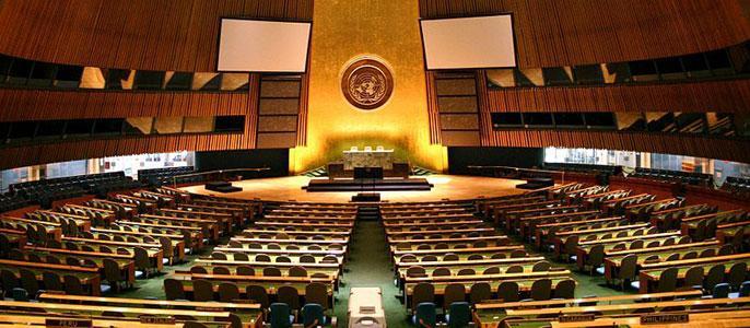 Когато шефът на ООН играе странна игра…