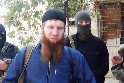 Краят на Омар Чеченеца – джихадистът с рижата брада