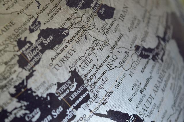 """Русия подкрепя кюрдската """"буферна"""" държава до границата с Турция"""