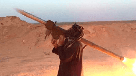 """Терористите свалиха """"Нощен ловец"""". Опасност за гражданските полети в Близкия Изток"""