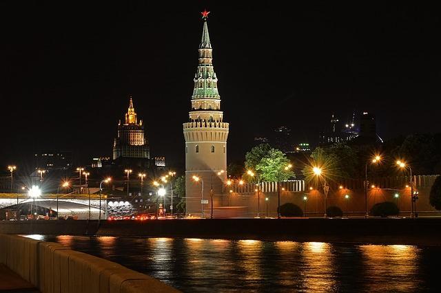 Русия: Затягане
