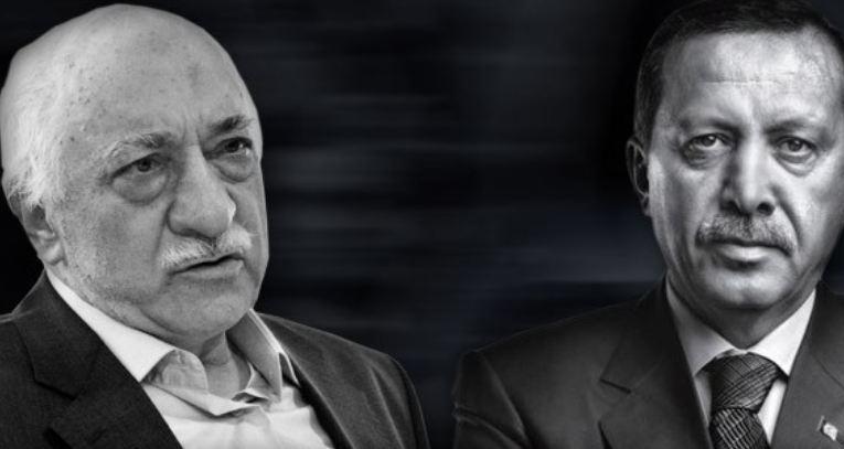 Сблъсъкът между Ердоган и неговия съперник Гюлен