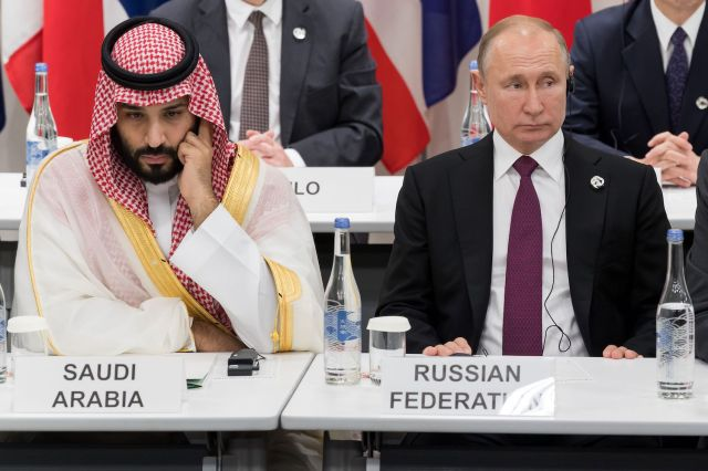 Making Sense of the Saudi-Russian Oil War