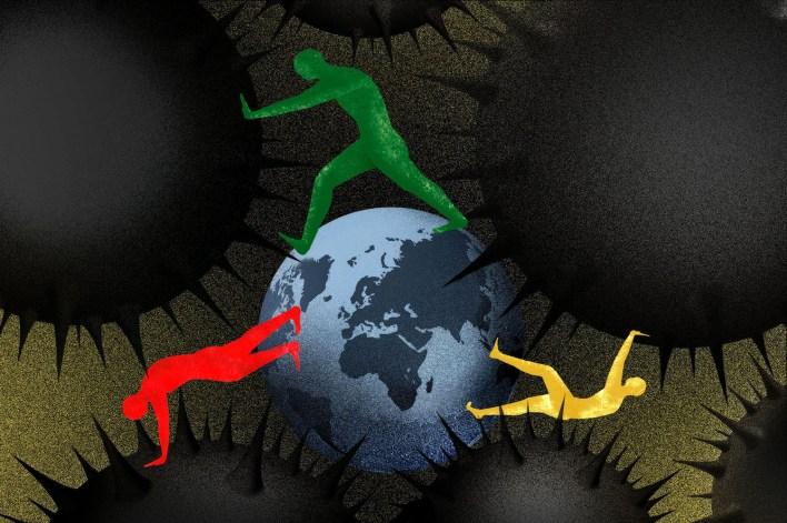 the coronavirus pandemic will change the world forever