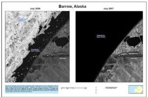 Barrow, AK. © USGS