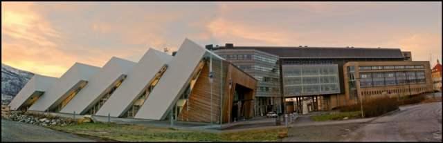 The Fram Centre, temporary home of the Arctic Council's Permanent Secretariat. (c) Andrea Taurisano / Norwegian Polar Institute