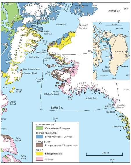 Southern Nares Strait