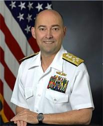 Admiral James G. Stavridis