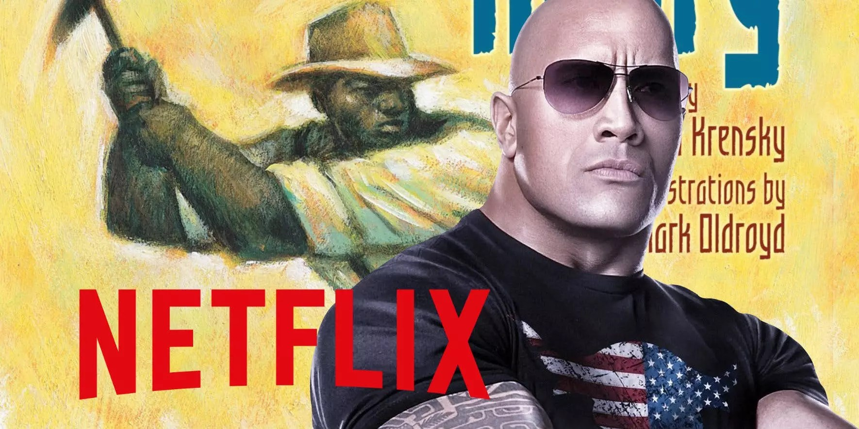 Dwayne The Rock Johnson To Be In Netflix Movie John Henry