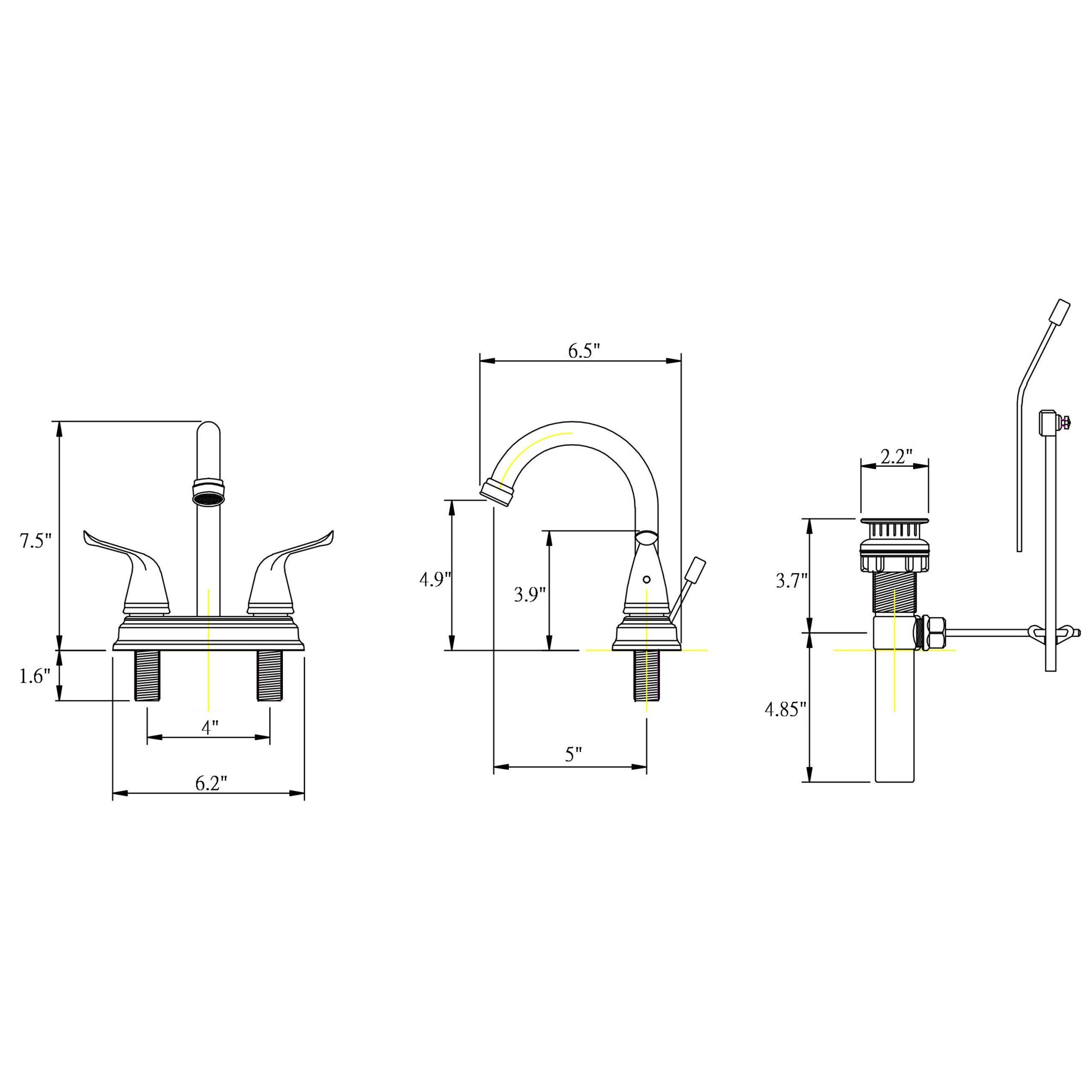 Lavatory Faucet