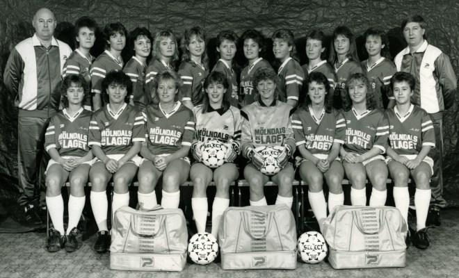 Jitex BK 1988.  fotboll