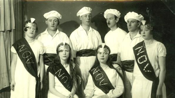 Lucia i Mölndal Verdandi 1927