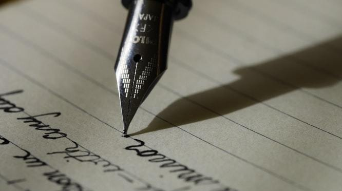 Class Characteristics of Handwriting