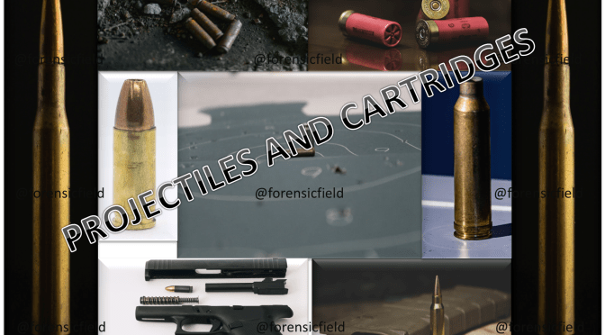 PROJECTILES AND CARTRIDGES