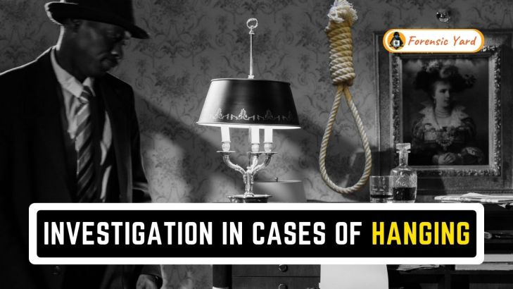 Investigation in Cases of Hanging Forensic Yard (2)