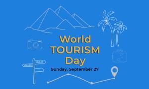 World Tourism Day - 2020