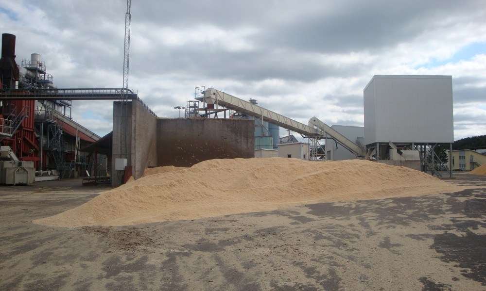 Arensis buys Scotland-based wood pellet plant