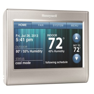 honeywell wifi programmable thermostat