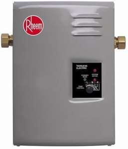 Tankless Water Heater 101