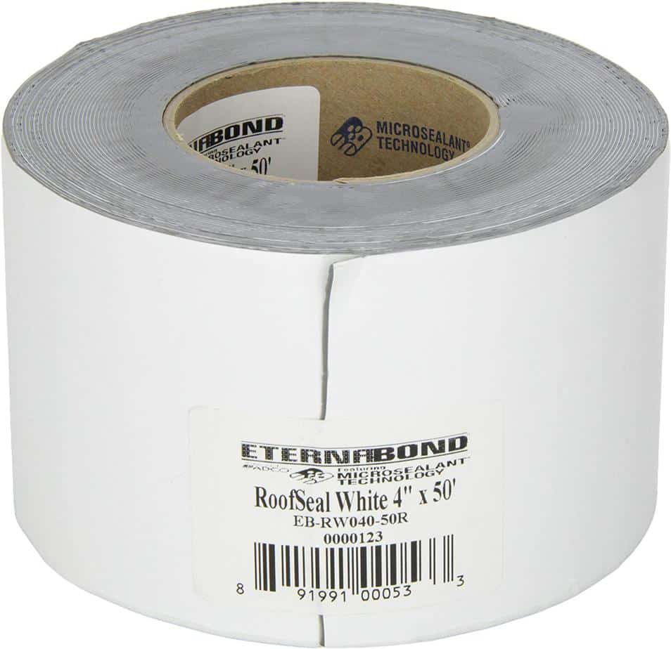 EternaBond Seam Tape for RV Roof Repairs