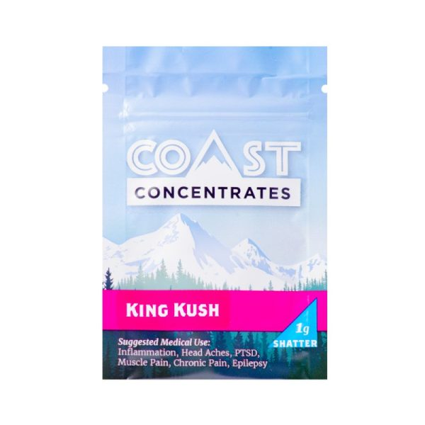 forestcitygreen.com King Kush Coast Concentrates Shatter