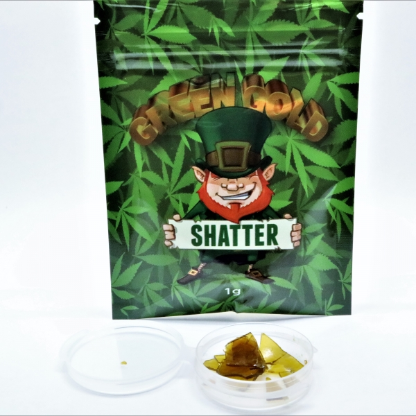 forestcitygreen.com Green Gold Shatter