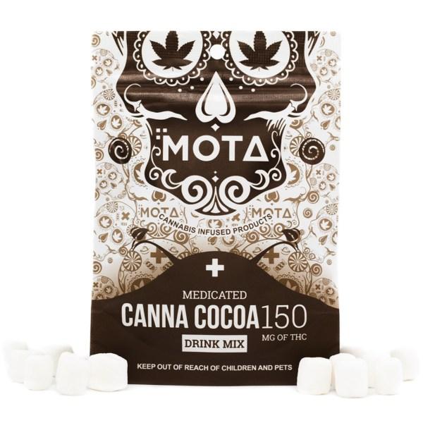 MOTA CANNA COCOA Hot Chocolate (150mg THC)