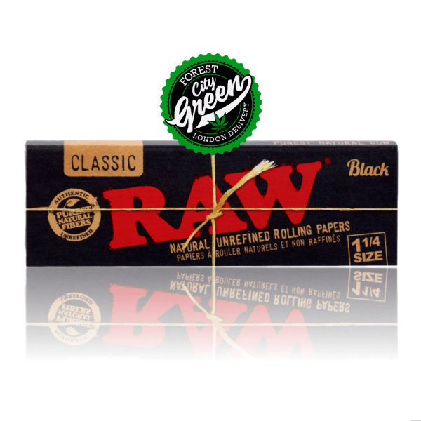 Raw Blacks forestcitygreen