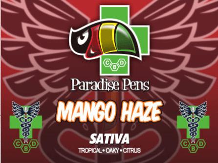 Mango Haze CBD 1 Paradise Pen forestcitygreen