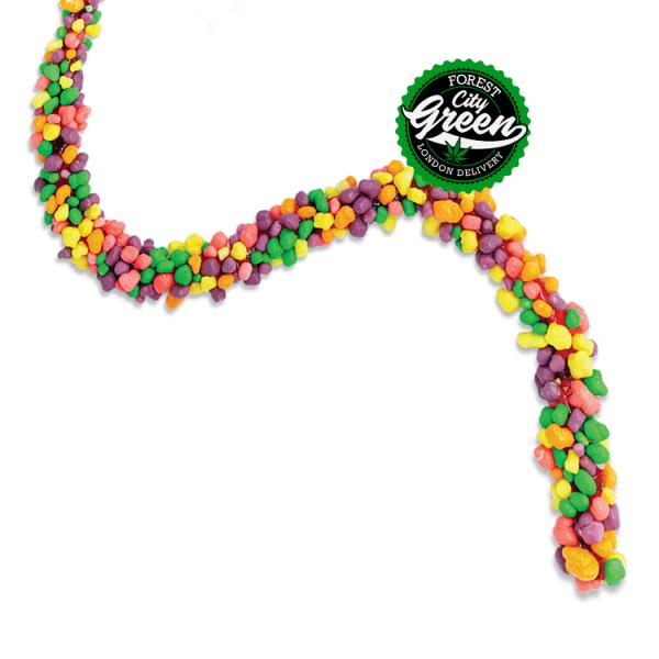 Nerds Rope 400mg THC forestcitygreen