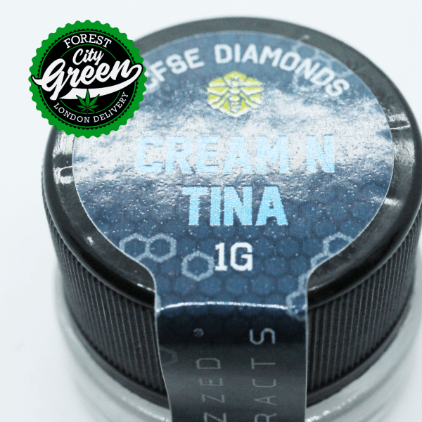 Cream n Tina - Buzzed Extracts Diamonds (1g)